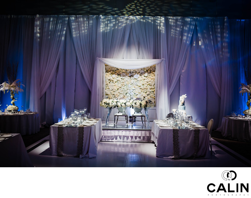 Head Table and Decor