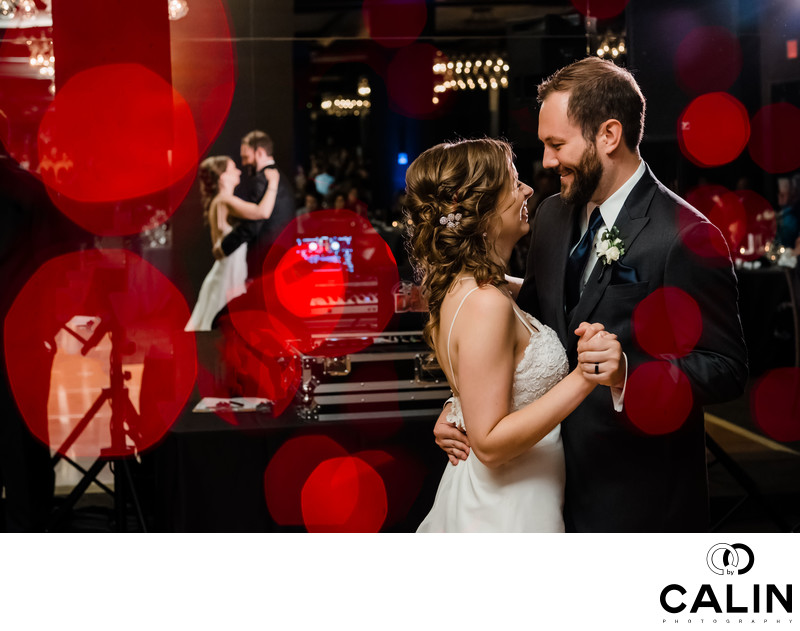 First Dance at a Thompson Hotel Toronto Wedding