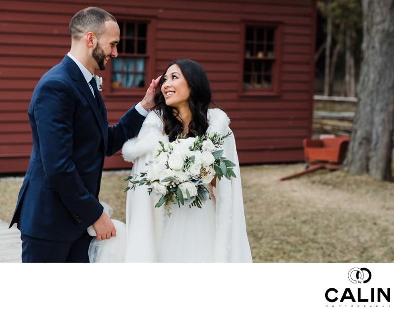 Black Creek Pioneer Village Wedding Photography 19