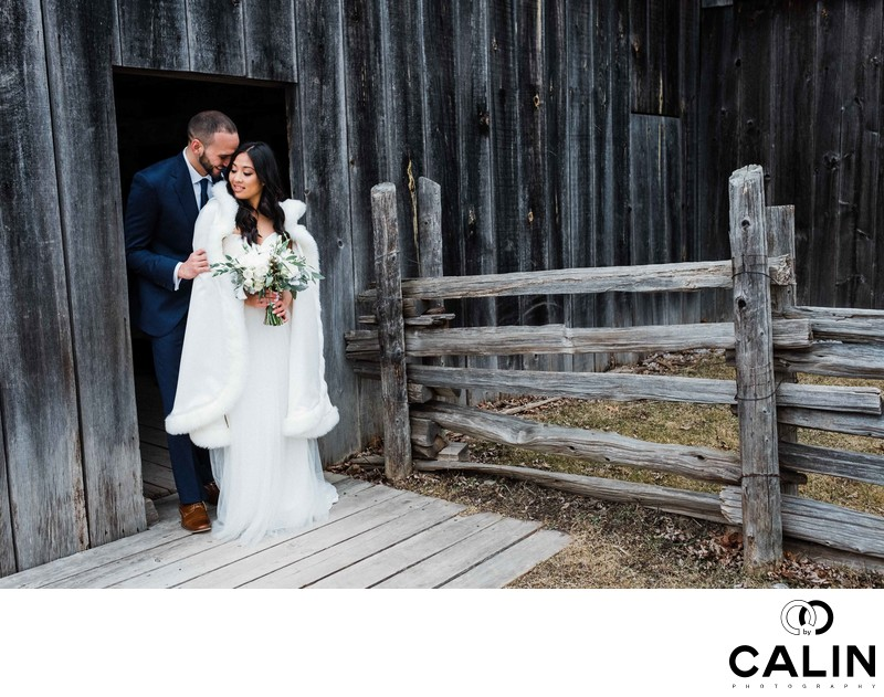 Black Creek Pioneer Village Wedding Photography 28