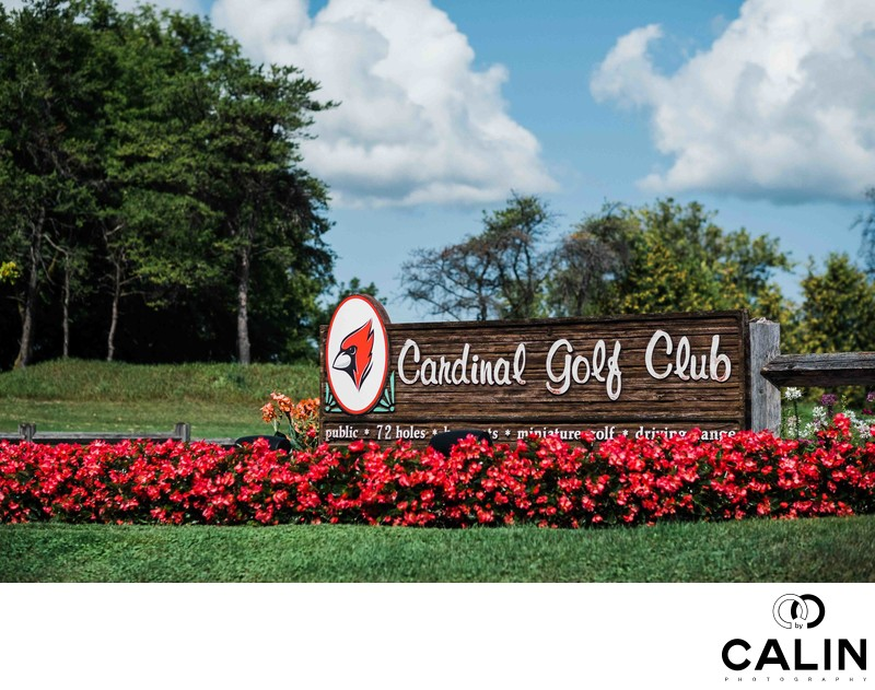 RedCrest Cardinal Golf Club Wedding 001
