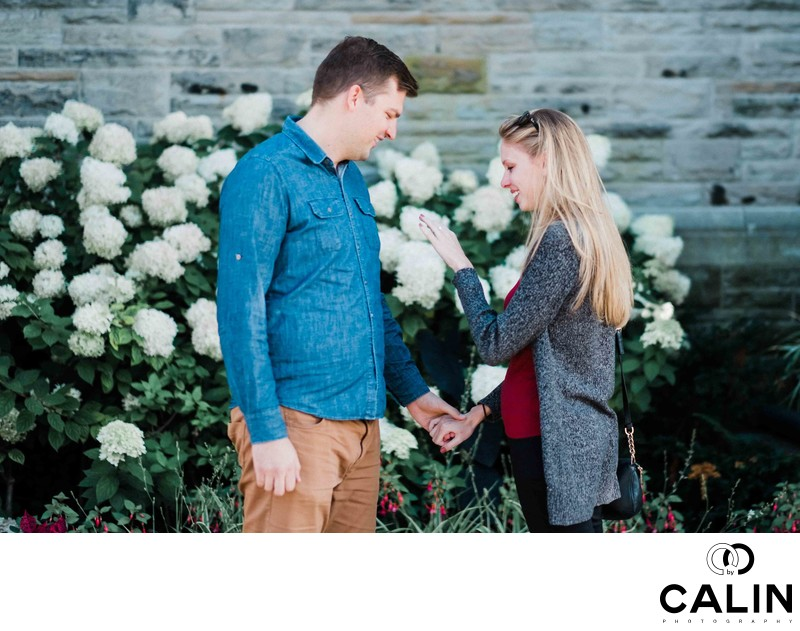 Casa Loma Engagement Proposal and Photo Shoot-006