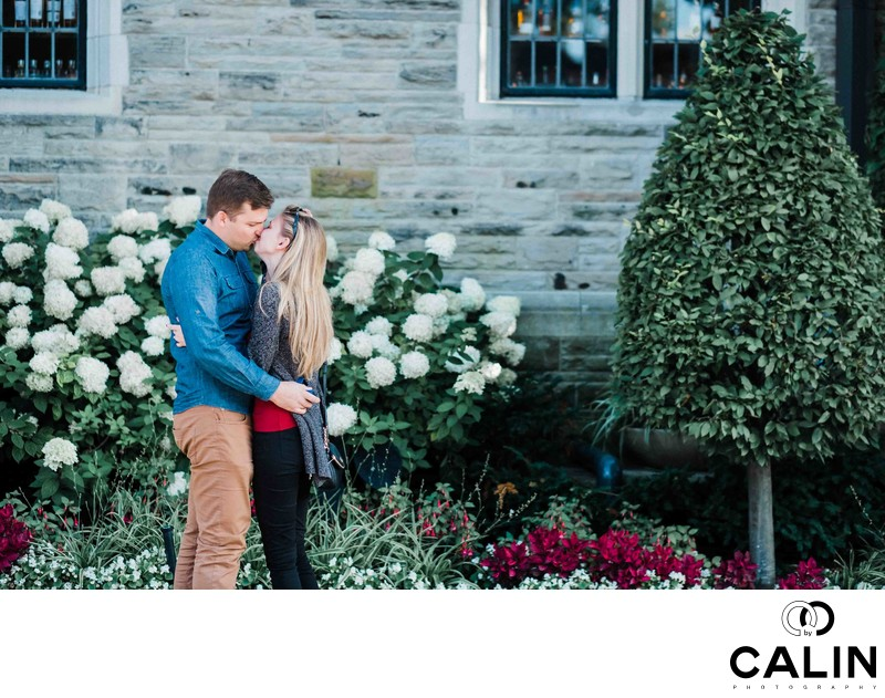 Casa Loma Engagement Proposal and Photo Shoot-004