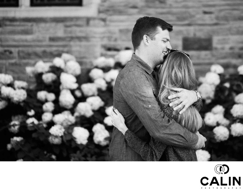 Casa Loma Engagement Proposal and Photo Shoot-007