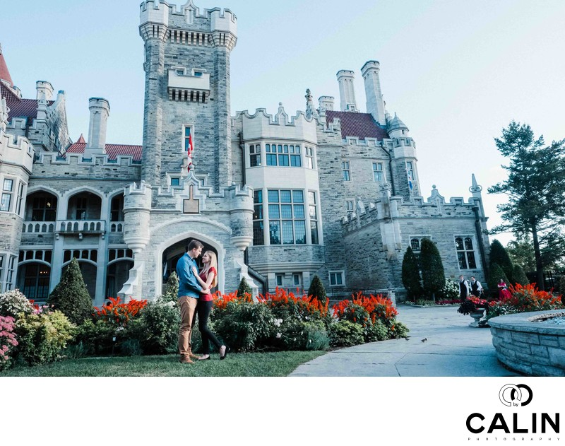 Casa Loma Engagement Proposal and Photo Shoot-002-2