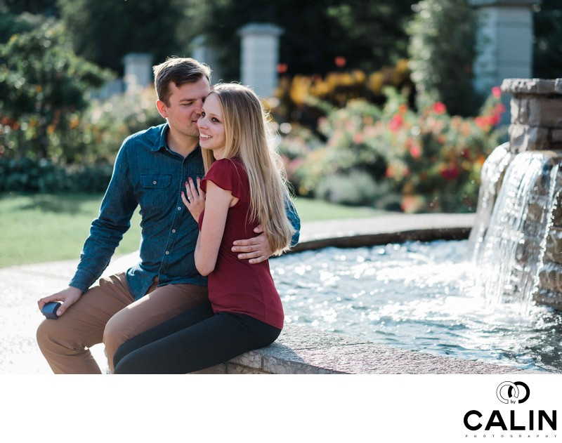 Casa Loma Engagement Proposal and Photo Shoot-021