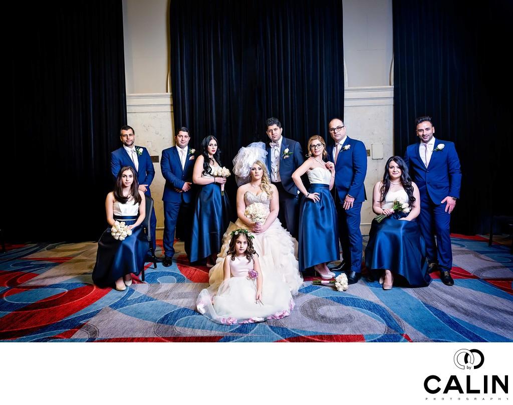 Affordable Wedding Photography London Ontario: 2019-2020 One King West Wedding