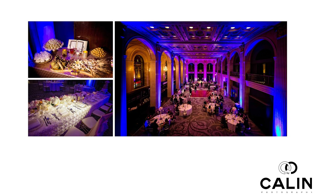 Grand Banking Hall Wedding Venue