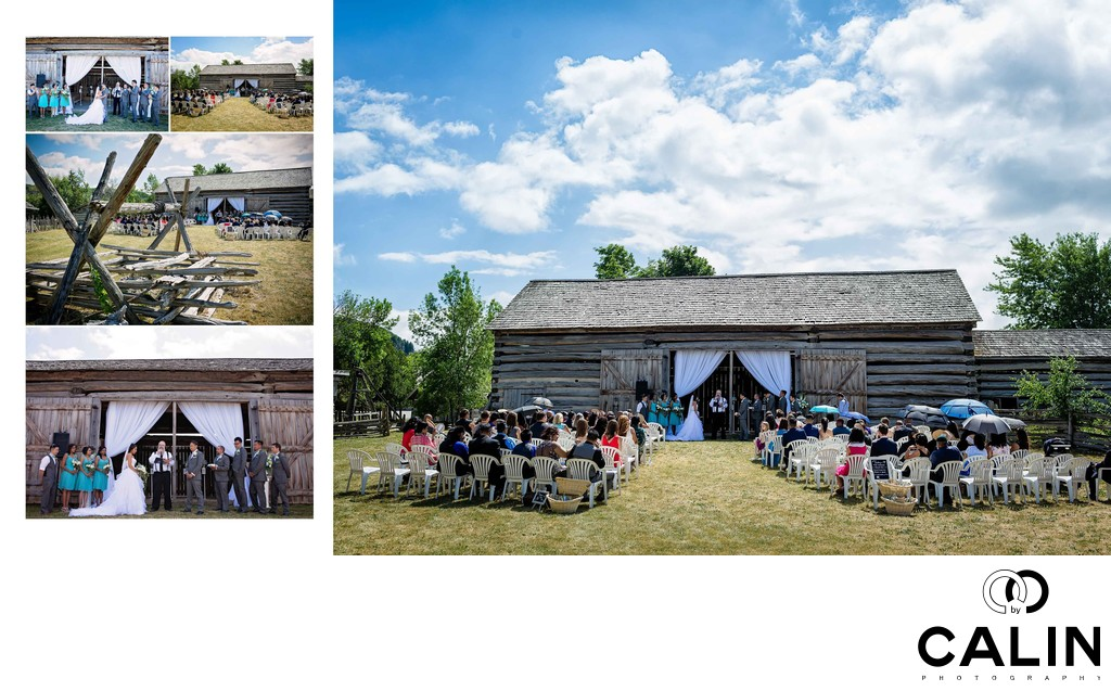 Cassin Farmstead Wedding