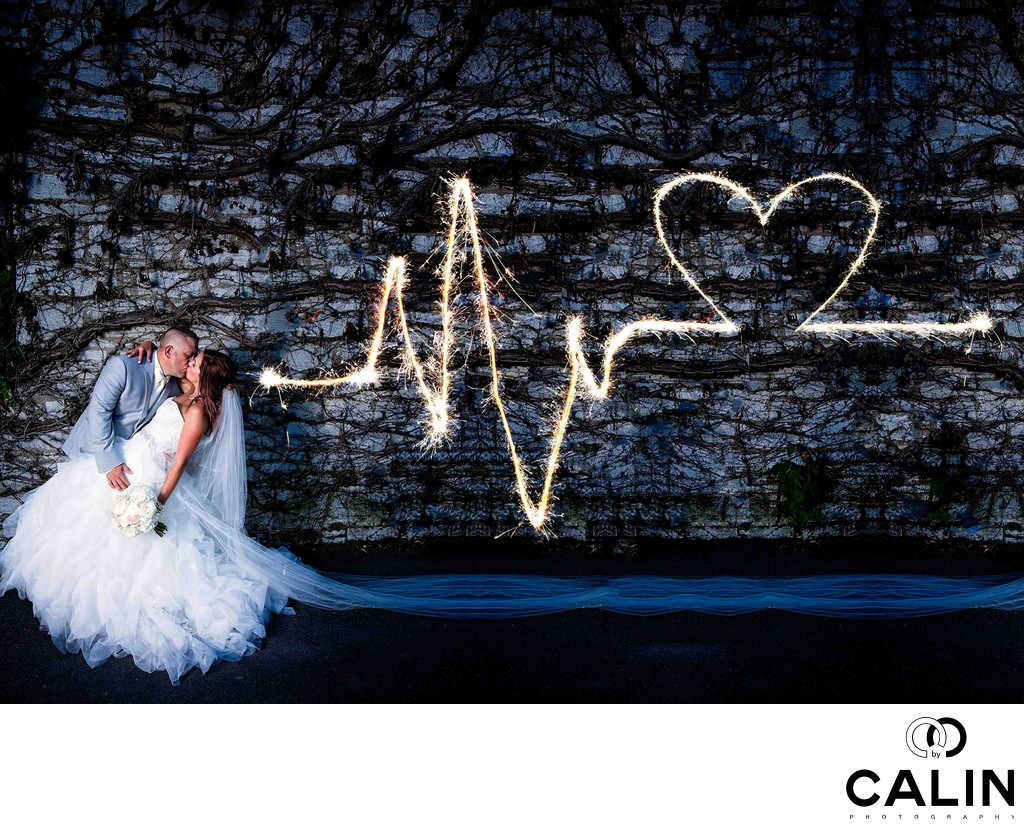 Wedding tricks: what are newlyweds caught