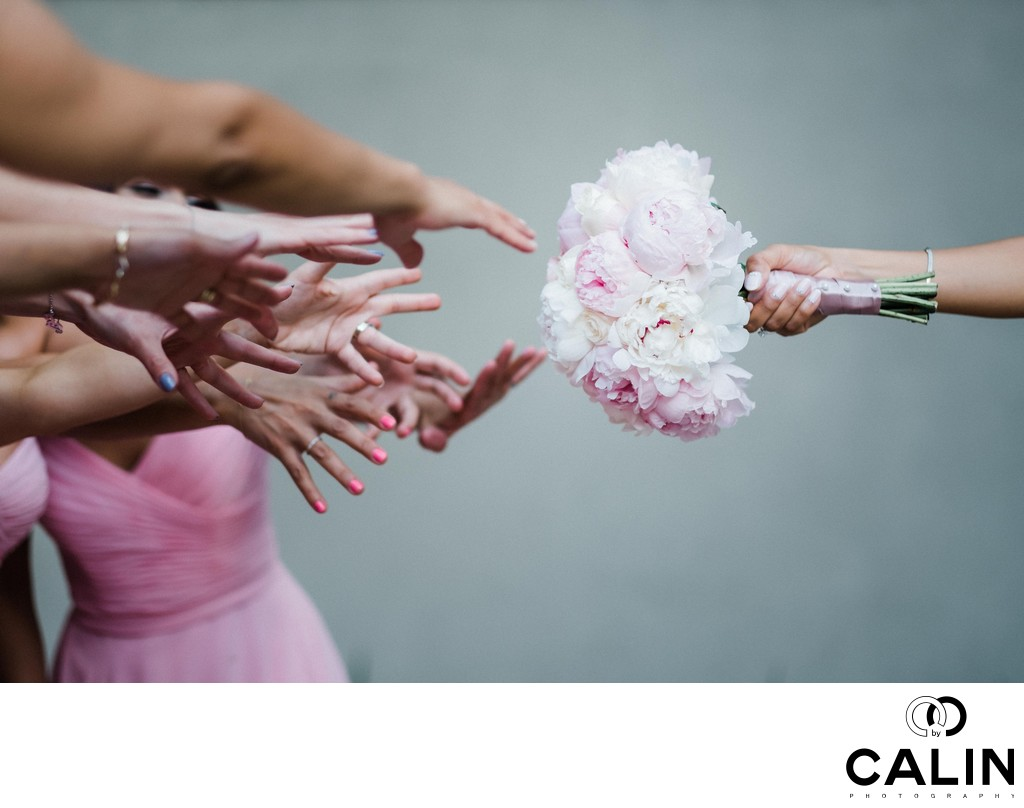 Creative Photo of Bouquet