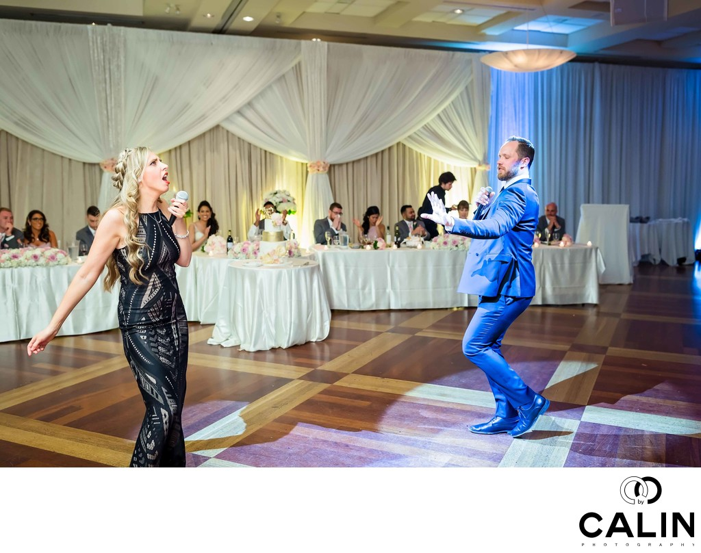 Sala Caboto Wedding at Columbus Event Centre 56