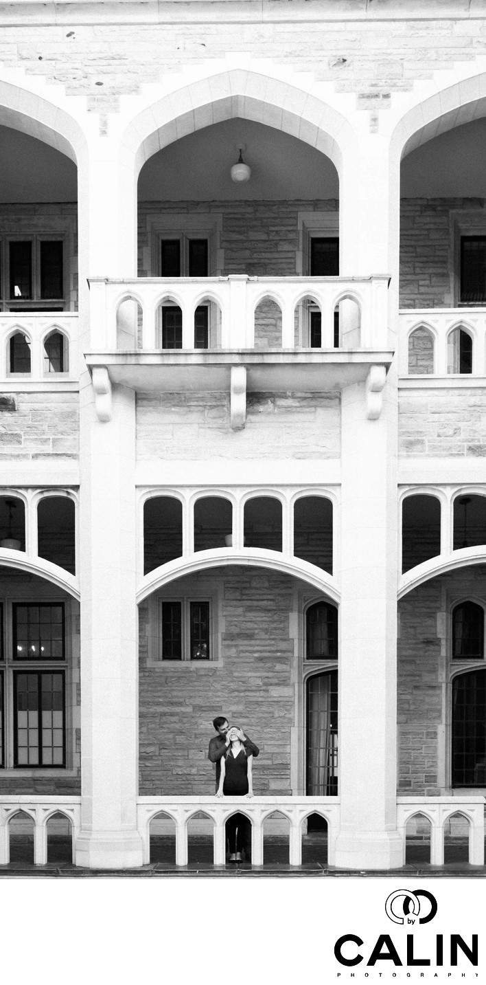 Casa Loma Engagement Proposal and Photo Shoot-033