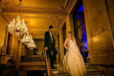 Artistic One King West Wedding Photography