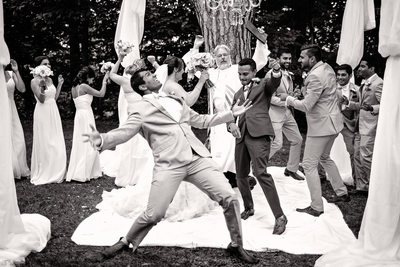 Funny Toronto Wedding Photographer