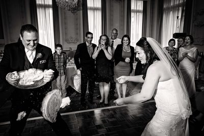 King Edward Hotel Documentary Wedding Photographer