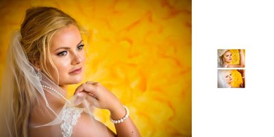 Bridal Portraits at Barcelo Maya Palace Deluxe Wedding