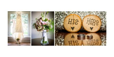 Bridal Details at Black Creek Pioneer Village Wedding