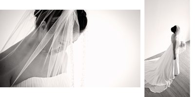 Bridal Portraits at Atlantis Pavilions Wedding