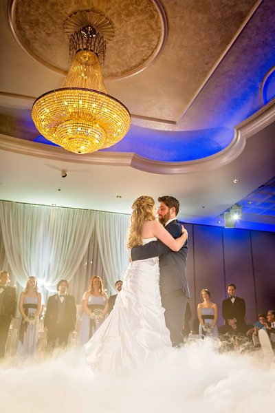 Mississauga Convention Centre Wedding Photographer