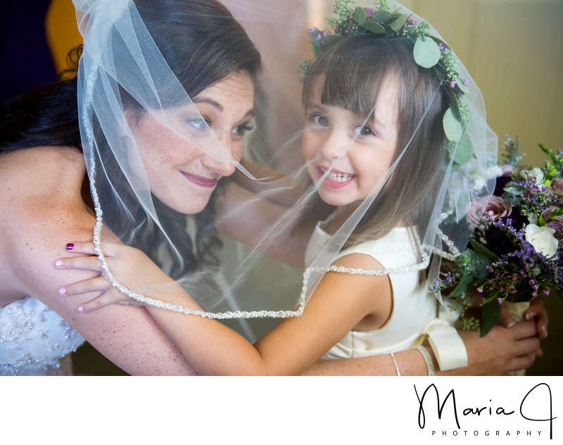 Wedding Veil Fun