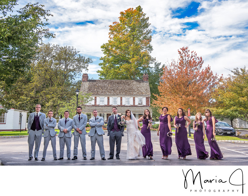 Coolest Bridal Party Photography
