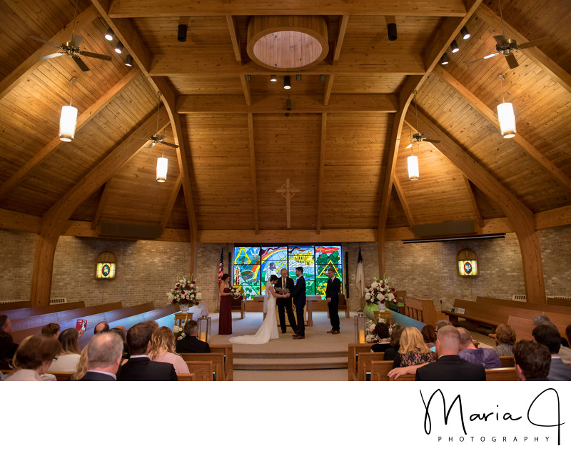 Wedding Photographer Northampton Presbyterian Church
