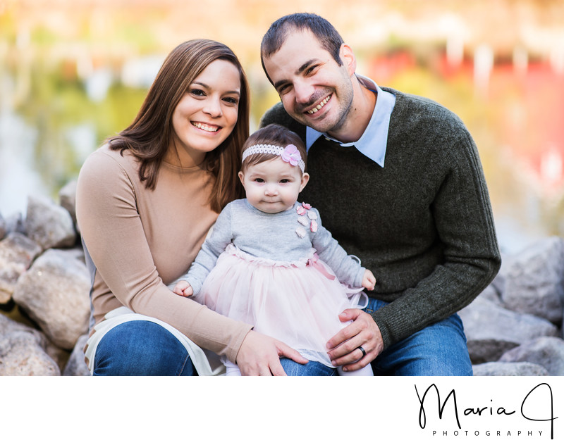 Family Portraits at Prophecy Creek Park