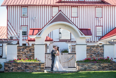 Blue Bell Wedding Photographer