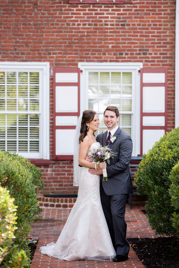 Wedding Portrait | Blue Bell