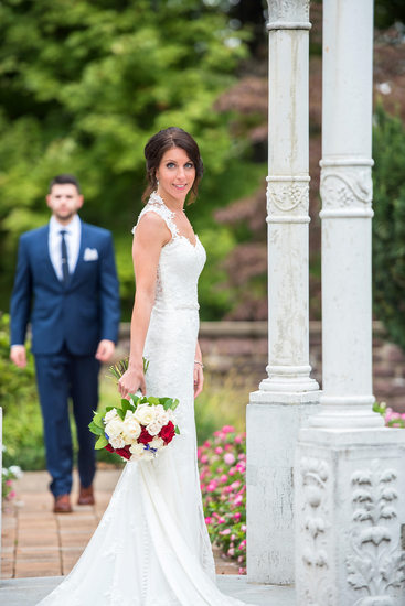 Bridal Portraits in Bucks County PA