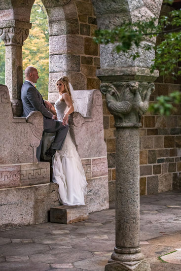 Glencairn Museum Wedding Photographer in Bryn Athyn