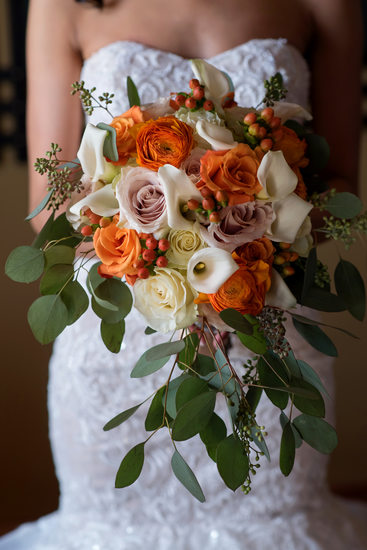 Bridal Bouquet in Leola