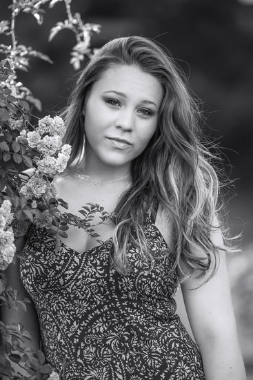 Portraits at the Rose Gardens | Allentown