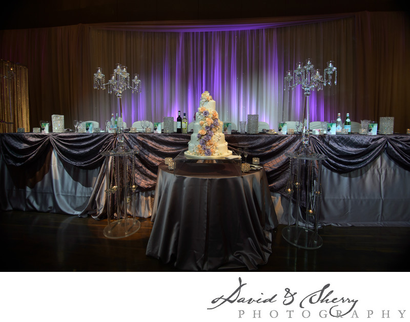 Mississauga Convention Centre Wedding Decor