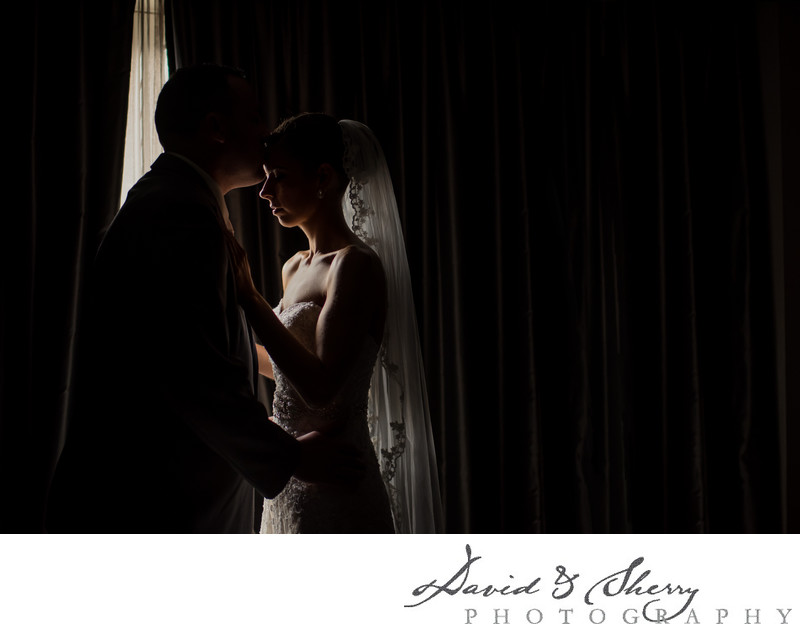 Metropolitan Hotel Vancouver Wedding Photos