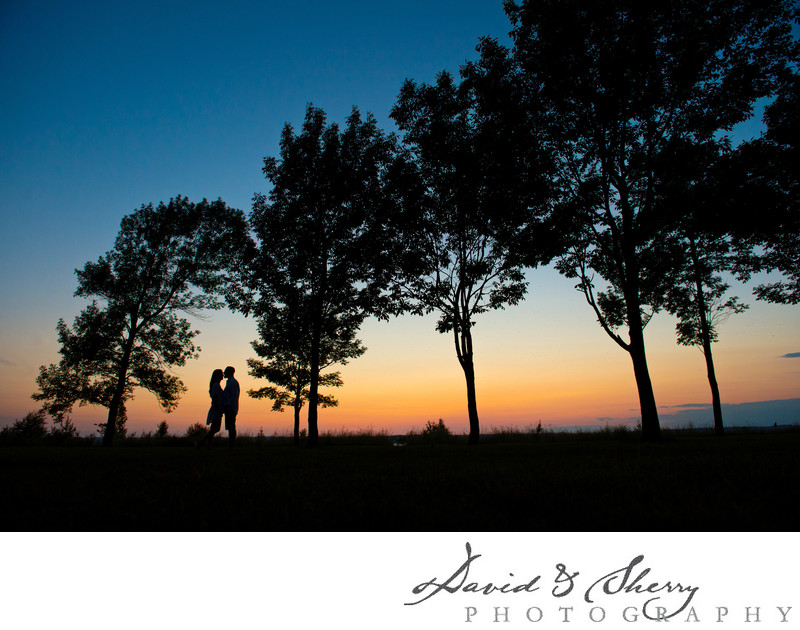 Collingwood Engagement Photography