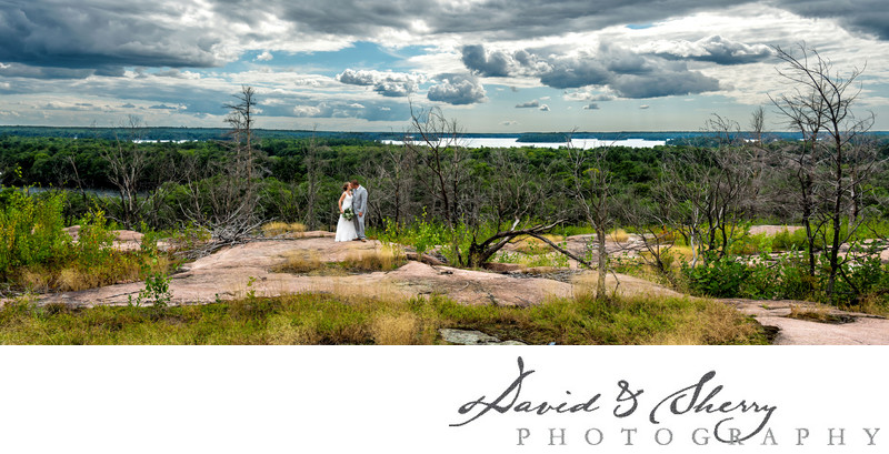 Port Carling Wedding Photos