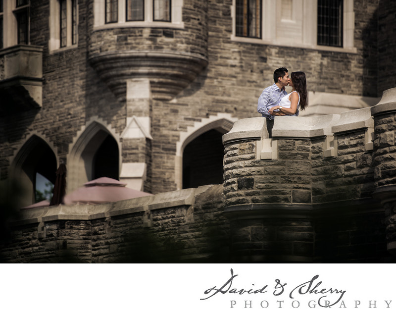 Pre Wedding Photos at Casa Loma