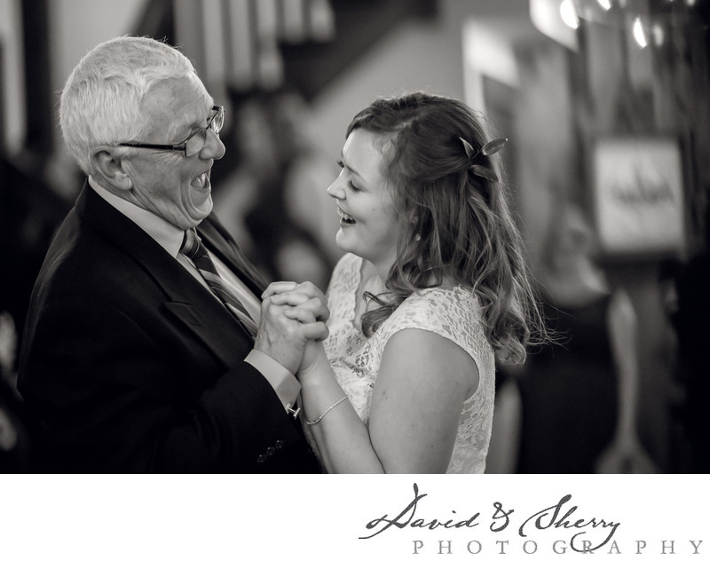 Father Daughter Dance Moments