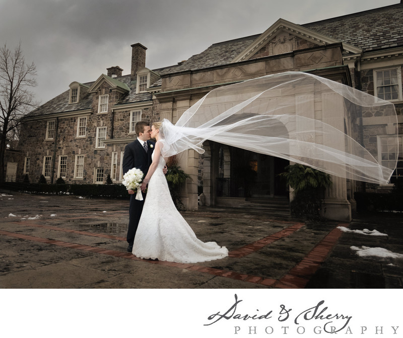 Wedding Portraits at Graydon Hall Manor