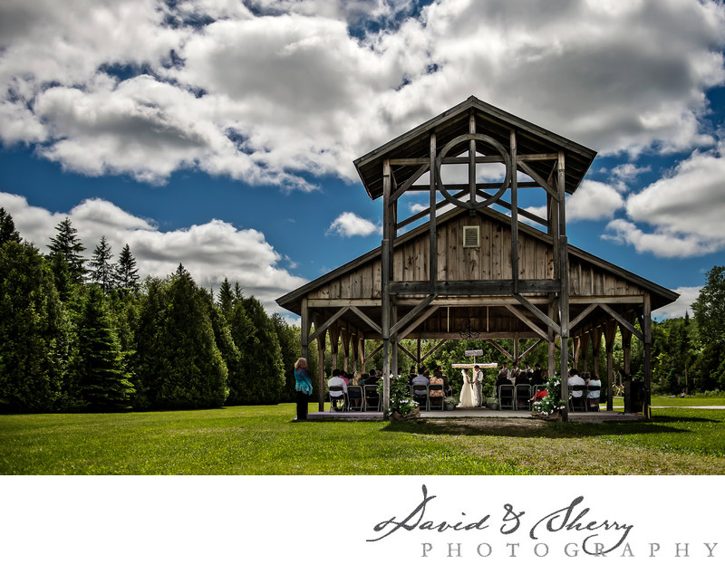 B.C. Backyard Weddings