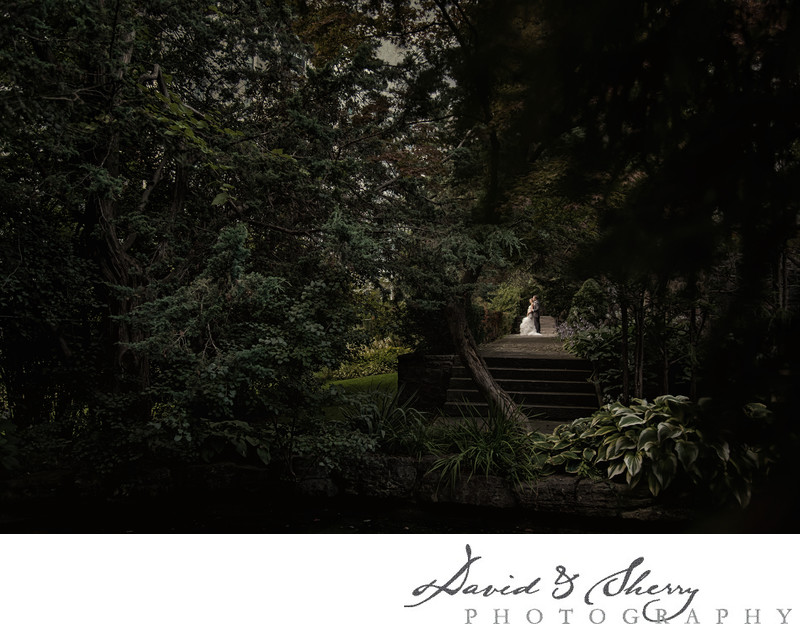 Unique Wedding Photos at Graydon Hall Manor