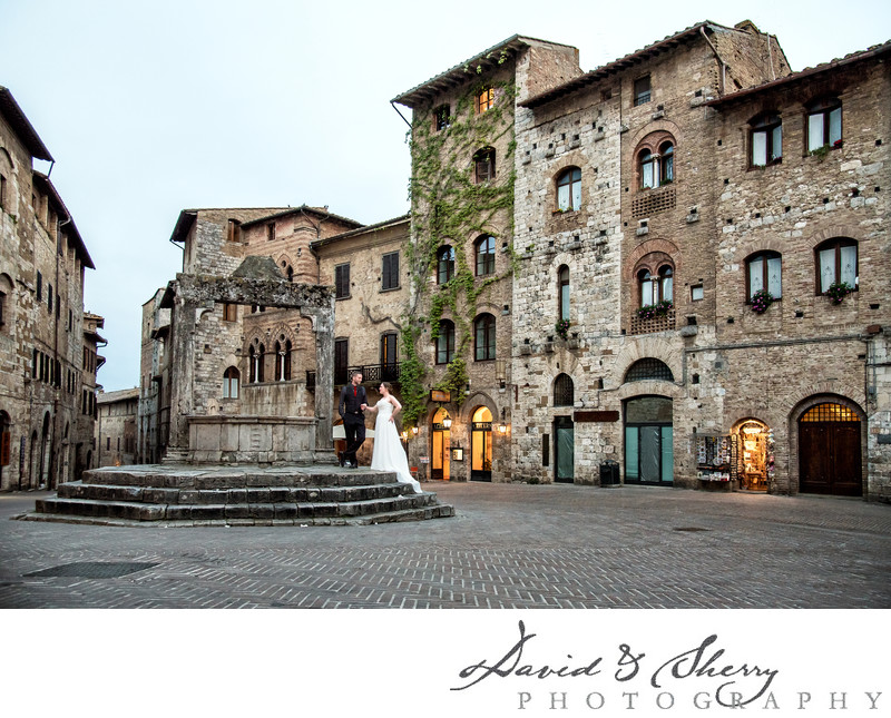 Weddings in Ancient Italian Cities