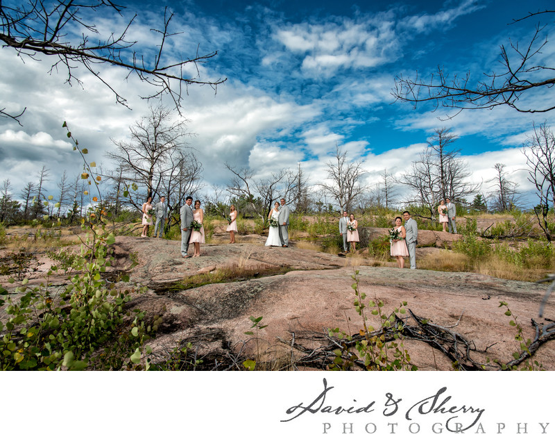 Weddings in Muskoka