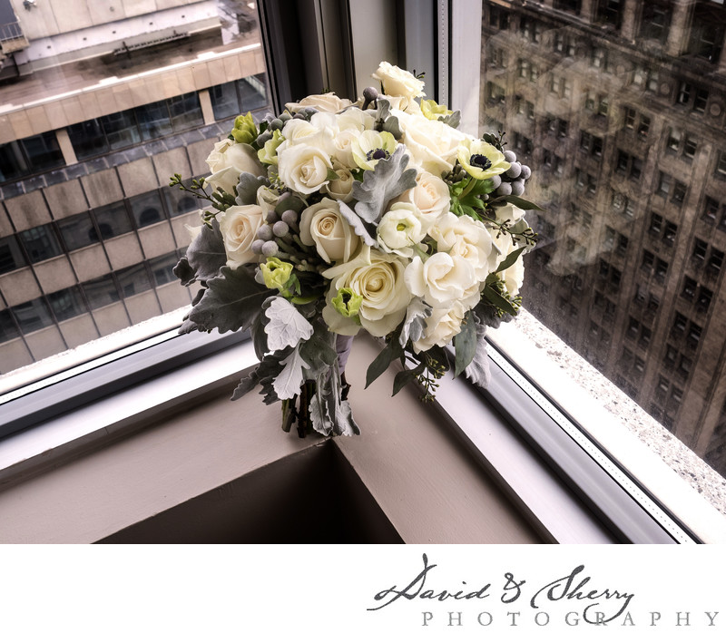 Wedding Photos at Trump Hotel Toronto