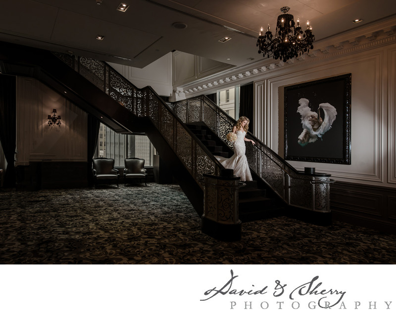 St Regis Hotel Toronto Luxury Wedding