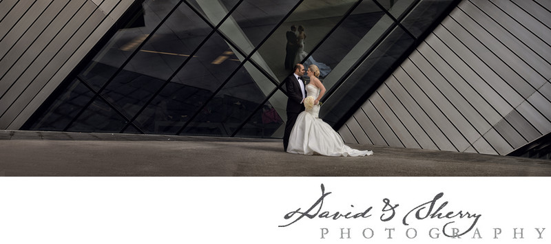 Royal Ontario Museum ROM Wedding Photography