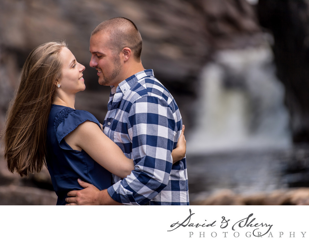 Engagement Photos at Yoho National Park