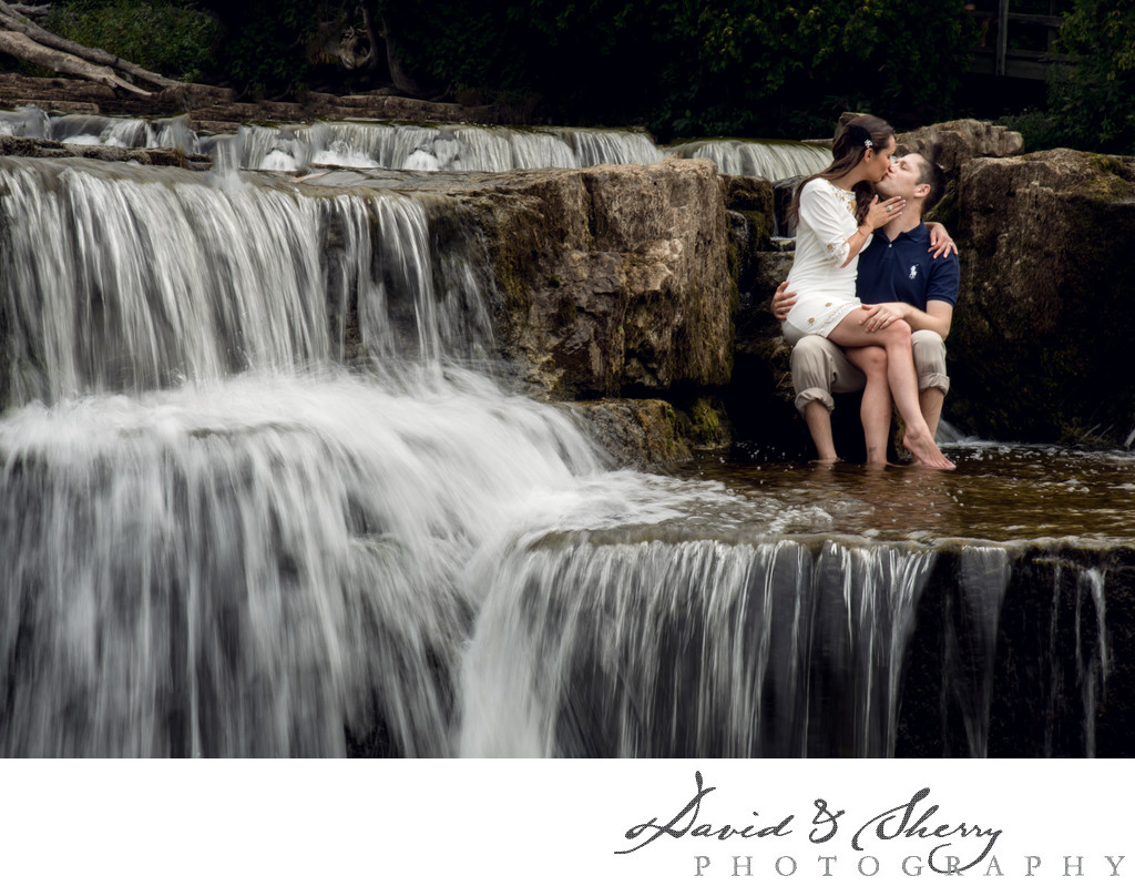 Sauble Falls Wedding Photography